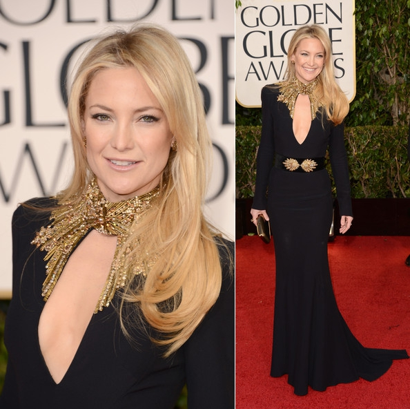 Kate Hudson took my breath away in Alexander Mcqueen.