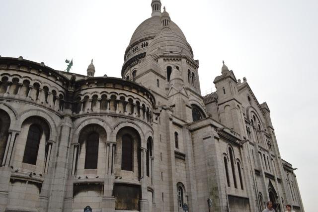 Saint Sacre- Coeur Basilica.