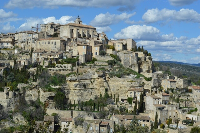 Village of Gordes.