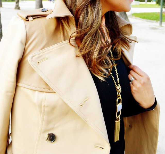Coat by Club Monaco.