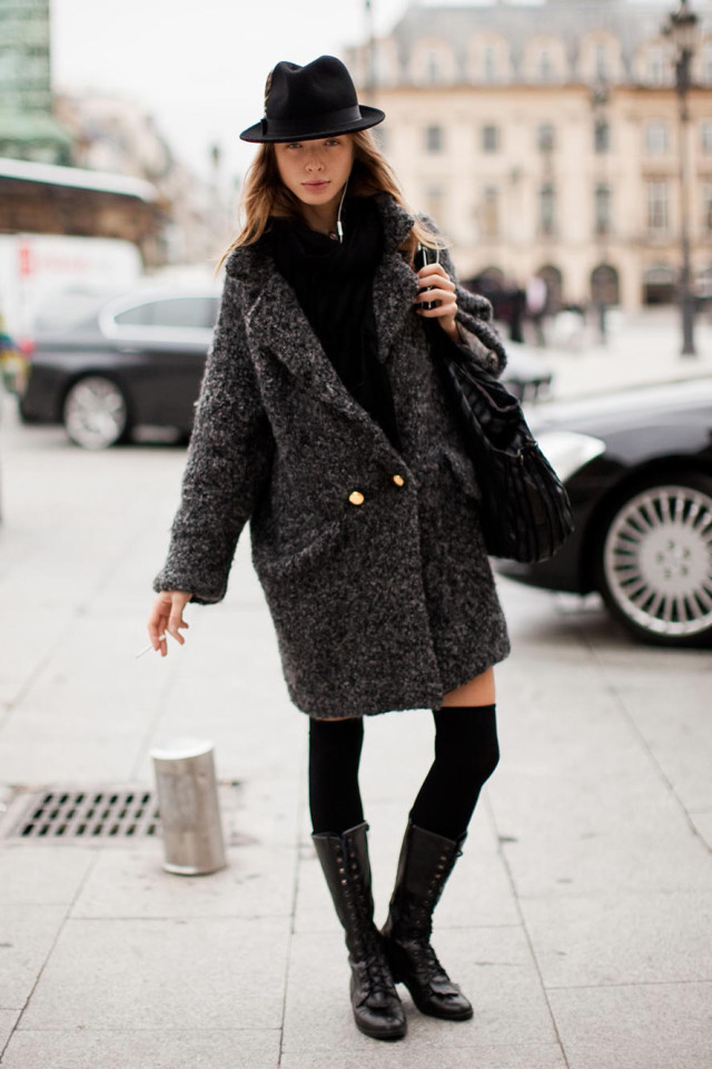 only oversized coat marc jacobs stst